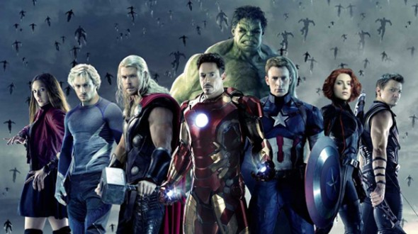 The current Avengers roster.