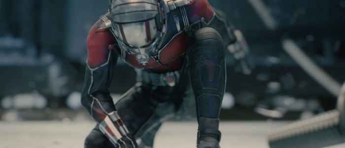 Shot from the second trailer for Ant-Man