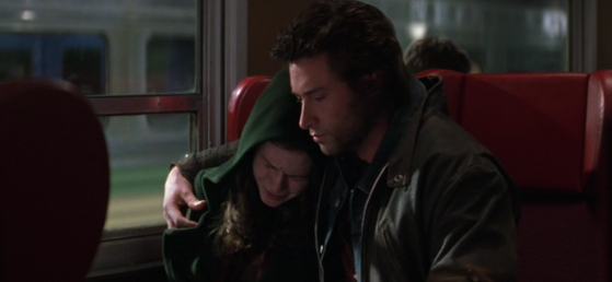 Wolverine becomes a father figure for Rogue in X-Men