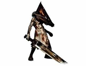 Pyramid Head is the series most iconic creature.