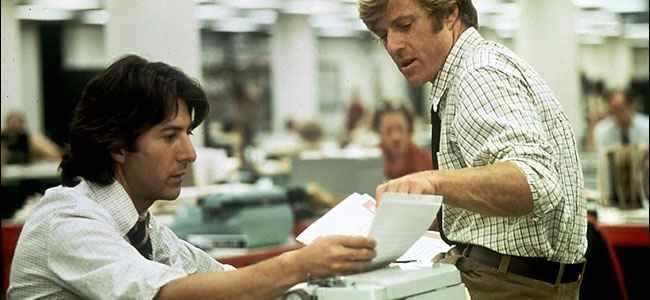 All the President's Men is a huge part of American history and something that still has ramifications today. (Taken from a review)
