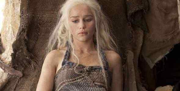 Daenerys Targaryen as a Dothraki