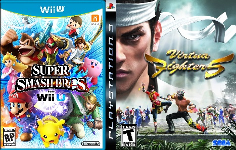 Fighting games can vary immensely in their difficulty - Smash Brothers and Virtua Fighter are on opposite sides of the spectrum.