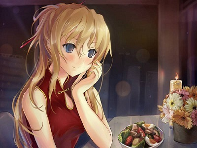 Although the player ends up on dates with the girl of the route, they aren't the main focus.
