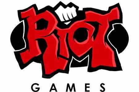 Riot Game's Logo