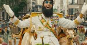 The Dictator was an immensely comedic film that almost made me cry with laughter. But we all know there will be a better comedy.
