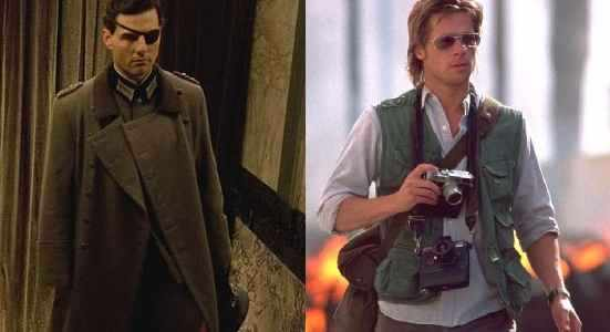Brad Pitt-starrer Spy Game and Tom Cruise-starrer Valkyrie, besides the gap of 7 years in between, are both comparable and fantastic films.