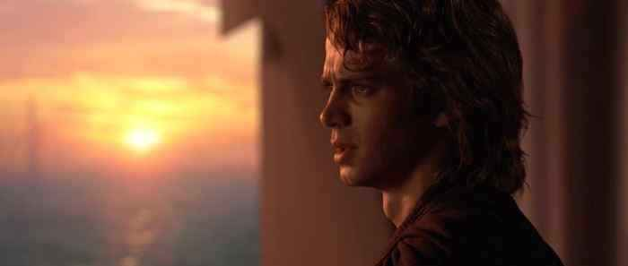 "Anakin Skywalker in ""Revenge of the Sith"""