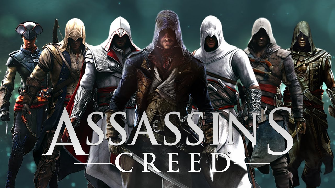 So...many...assassins!
