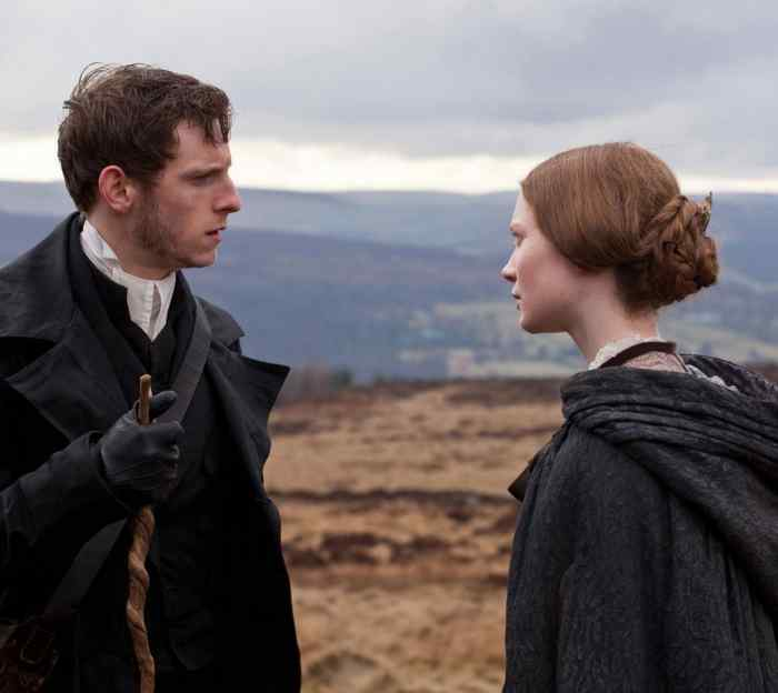 What is a good book to compare to Jane Eyre in a comparative essay?