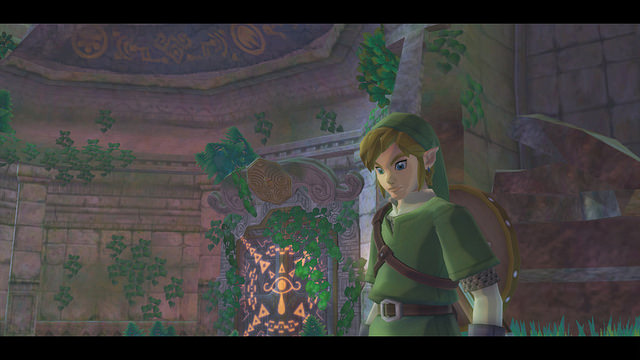 Link has traditionally been hard to characterize  due to his muteness in The Legend of Zelda game series.