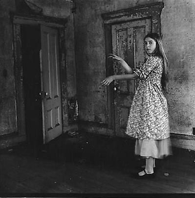 "Francesca Woodman, ""Untitled,"" Providence, Rhode Island (1975-1976)"