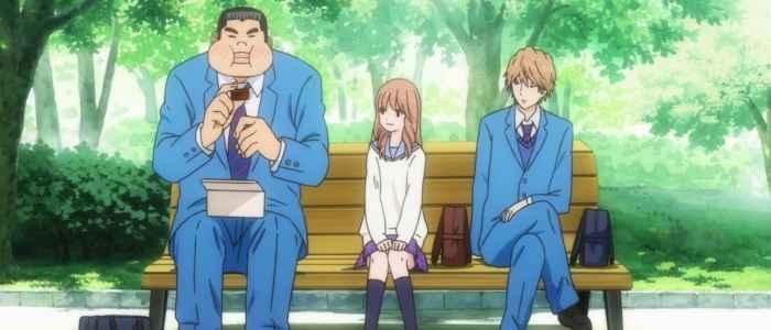Takeo Gouda, Rinko Yamato, and Makoto Sunakawa