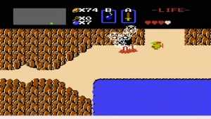 Placing a bomb against a cave wall in the original Legend of Zelda game can result in a secret being revealed.