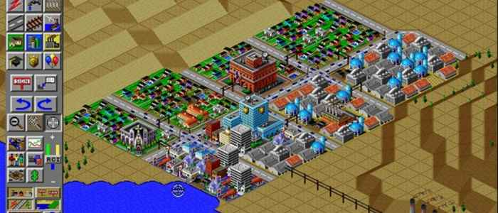Despite its simplistic visuals SimCity 2000 could well be considered a greater work of art when compared to more visually aesthetically detailed games