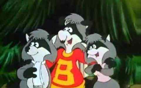The Raccoons earned their place as icons of Canadian animation.