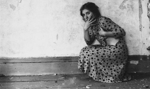 """Francesca Woodman/Polka Dots,"" Providence, Rhode Island (1976)"