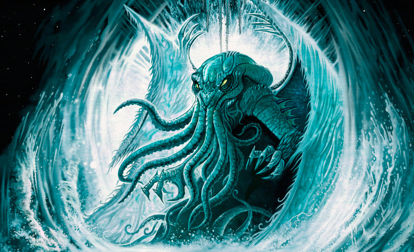 Cthulhu by H.P. Lovecraft