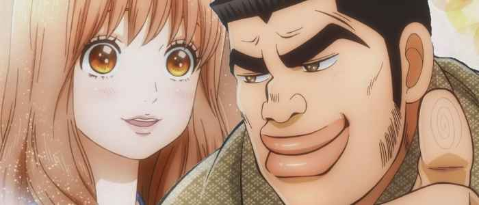 Rinko Yamato and Takeo Gouda, protagonists of My Love Story!!