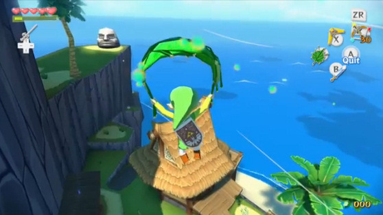 The Wind Waker HD - is it the visuals that make this game a work of art or something else?