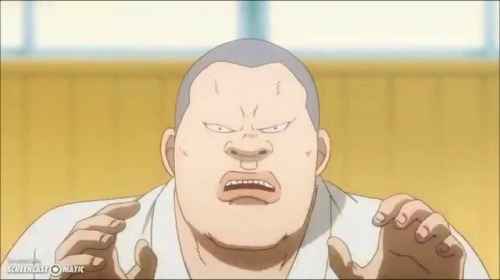 Takeo's sports rival - Tsuyoshi Iwayama.