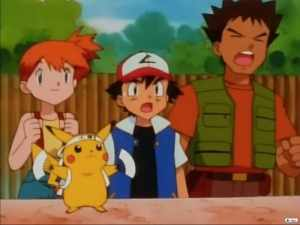 Many people got into Anime by watching Pokémon first.