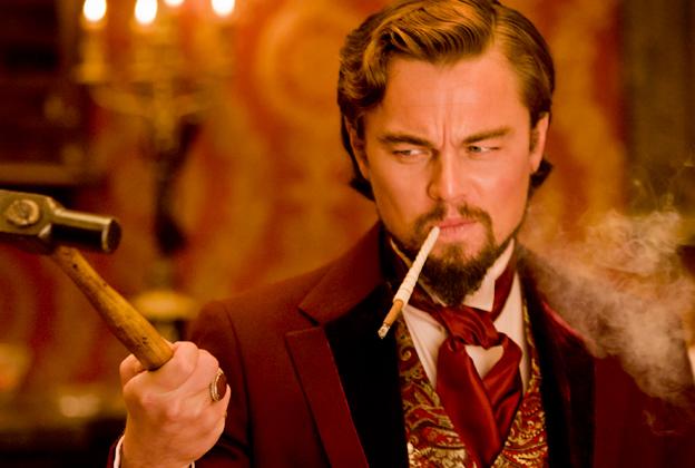 Leonardo DiCapro in Django Unchained