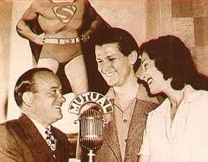 "The show that convinced America that Superman fought for ""The American Way""."