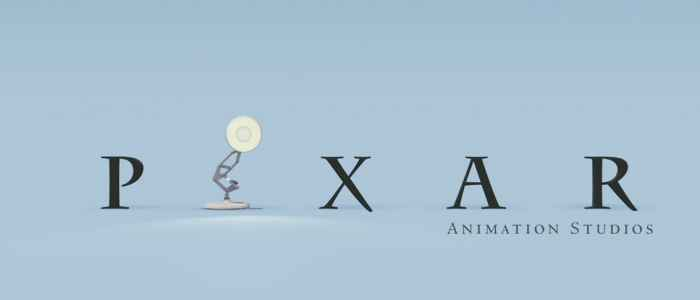 The iconic logo that has appeared before every Pixar movie.