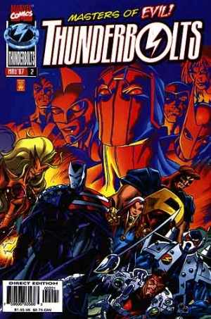 The Thunderbolts: Suicide Squad meets Homeland?