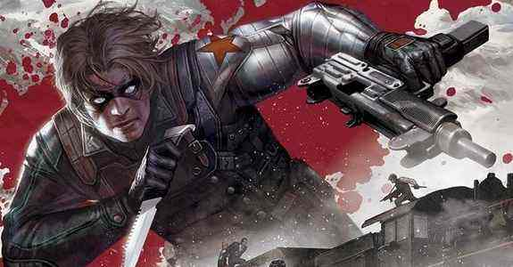 Relic of the Cold War? Hardly. The Winter Soldier makes for a varied and compelling lead character.