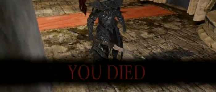 You Died Old Dragonslayer