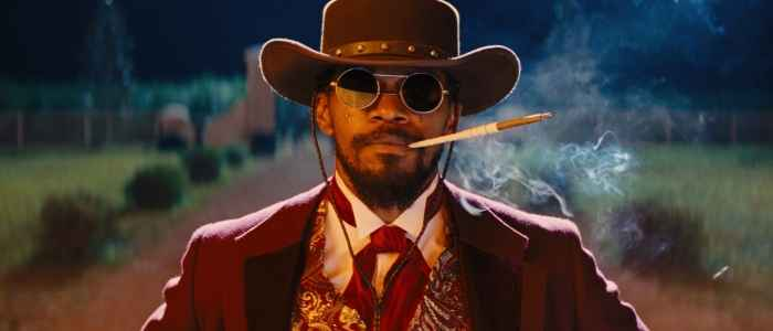 Jamie Fox in Django Unchained