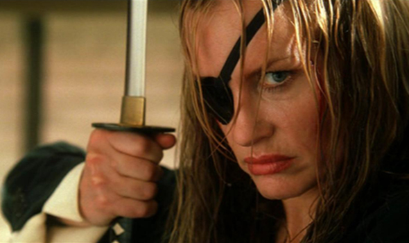 Daryl Hannah in Kill Bill Volume 2