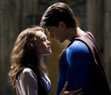 Lois and Clarke in Superman Returns