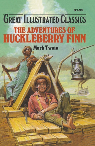 the different perspectives of racism in the adventures of huckleberry finn by mark twain Mark twain's adventures of huckleberry finn is all seen from the point of view of huck finn,  and in many different  racism in the adventures of huckleberry finn.