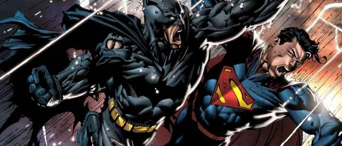 Batman was meant to compete with Superman, but not in a fight. The audience would judge who's their favorite based on the uniqueness of the character and the story.