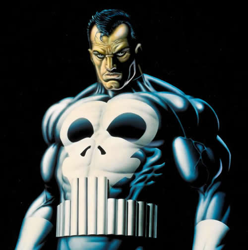 Frank Castle a.k.a. The Punisher
