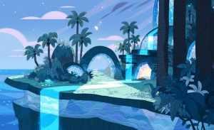 Steven Universe Island
