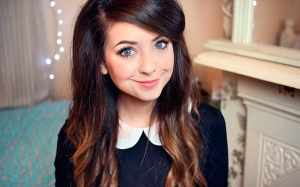Zoella's second book does not have a release date yet.