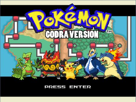 The title sequence to Pokemon Godra.