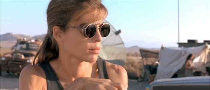 Sarah Connor in Timeline 2