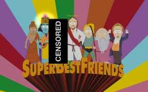 South Park - the Super Best Friends