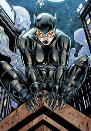 Catwoman from DC Comics