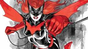 Batwoman from the New 52 storyline