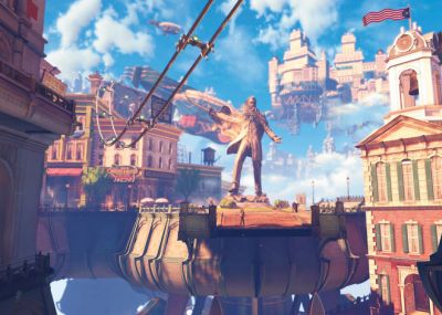 Columbia in Bioshock: Infinite.