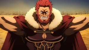 Iskandar the Conqueror/Alexander the Great from Fate/Zero