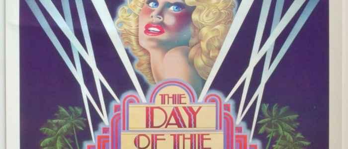 The overblown poster for John Schlesinger's overwrought film adaptation.