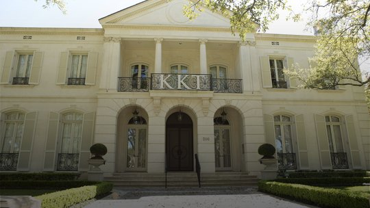 The Kappa Kappa Tau Home: Image provided by Google.