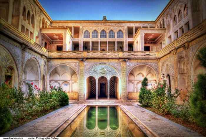 Kashan_Abbasian_House